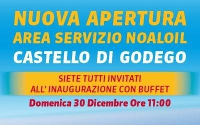 Nuova stazione di servizio a Castello di Godego (TV)