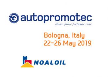 Fiera Autopromotec Bologna 2019