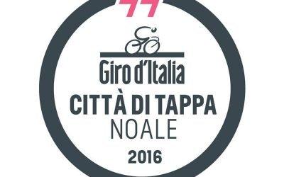 Noaloil Sponsor della 12° Tappa Del Giro D'talia 2016