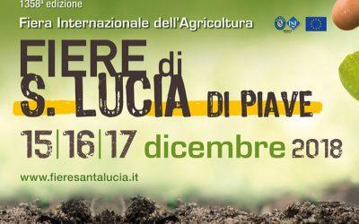 Fiera Santa Lucia di Piave 2018